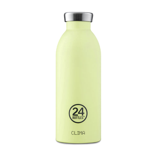 Clima Bottle 500ml by 24Bottles - Pistachio green - Atessa