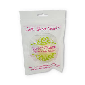 Sweet Cheeks Organic Pure Konjac Skin Polisher