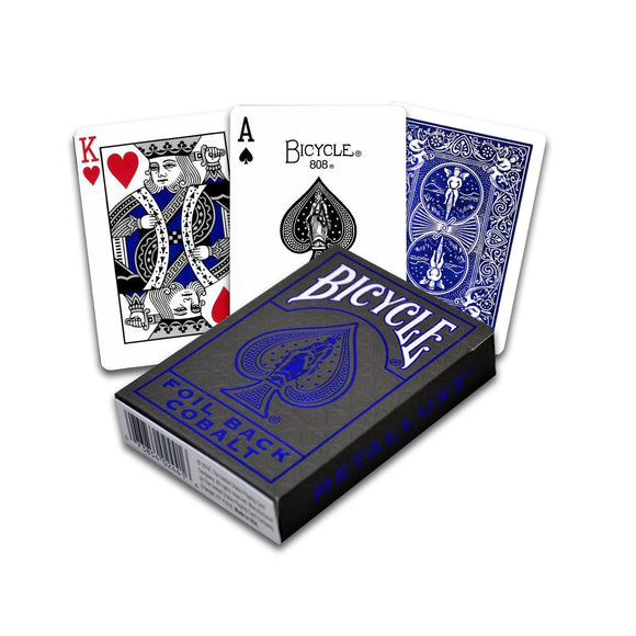 Bicycle Metal Luxe Foil Playing Cards