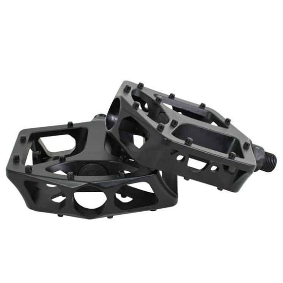 Qu-Ax Alloy Cross Unicycle Pedals