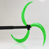 Carbon Fibre Dragon Staff (Spiral Claws) - Soul Artists