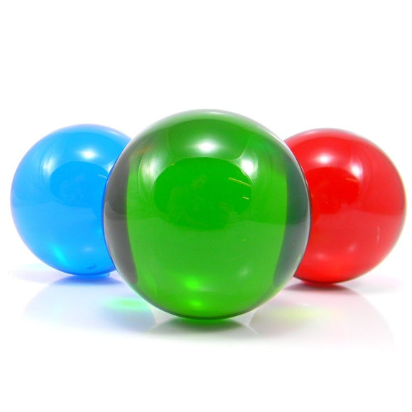 Juggle Dream Colored Acrylic Contact Ball