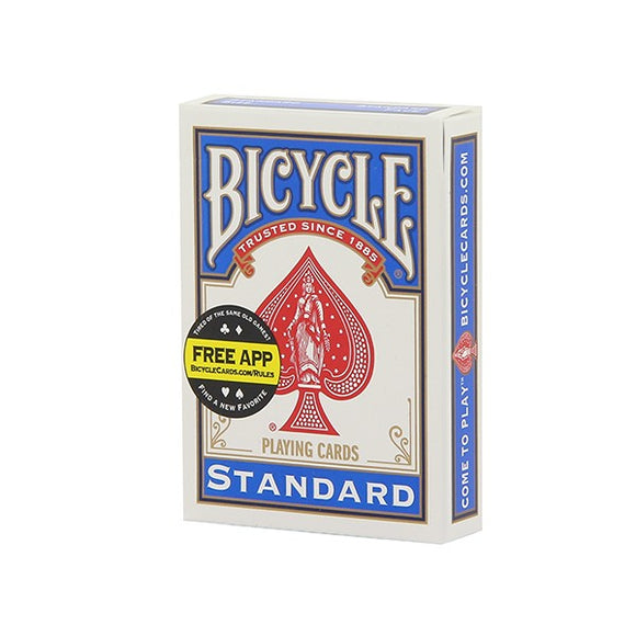 Bicycle 'Blank Face' Trick Card Deck