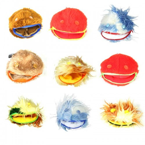 Contact Ball Bags (Furry Animals)