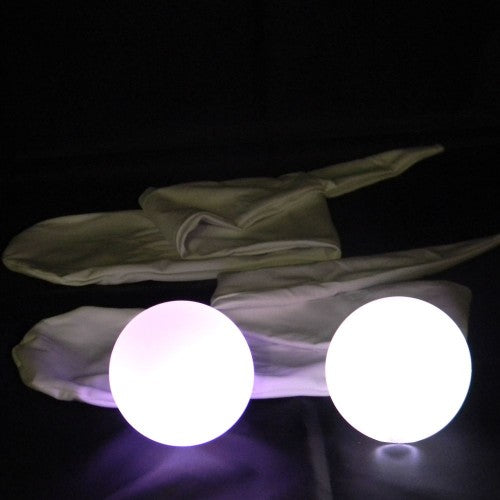 Sock LED Glow Poi (Fade)
