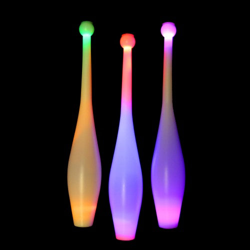 LED Juggling Clubs (Fade) - Soul Artists