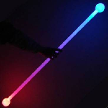 LED Thick Staff