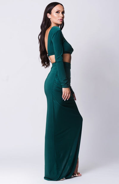 Joyden Two-Piece Maxi Dress