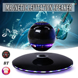 Wireless Levitating 360 Degree Surround Sound LED Globe Speaker