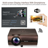 Android 6.0 Wireless Home Theater Projector
