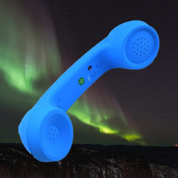 Wireless Retro Telephone Handset and Wire Radiation-proof Handset Receivers
