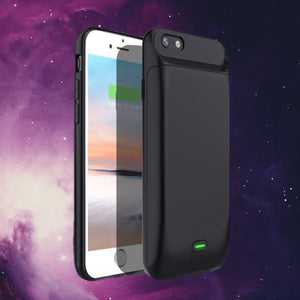 External Rechargeable Power Bank Case Cover For iPhone