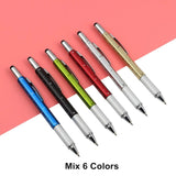 Multi-Functional Ballpoint Pen & Tools
