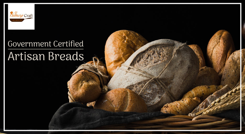 GOVERNMENT CERTIFIED COURSE IN ARTISAN BREADS