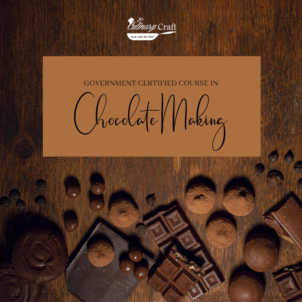 Government Certified Course For Chocolate Making