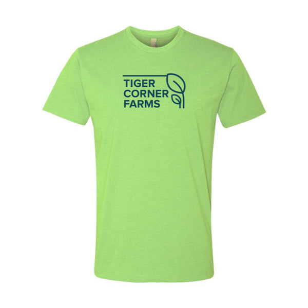 Tiger Corner Farms T-Shirt – Green