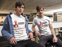 Ligma Awareness T-Shirt