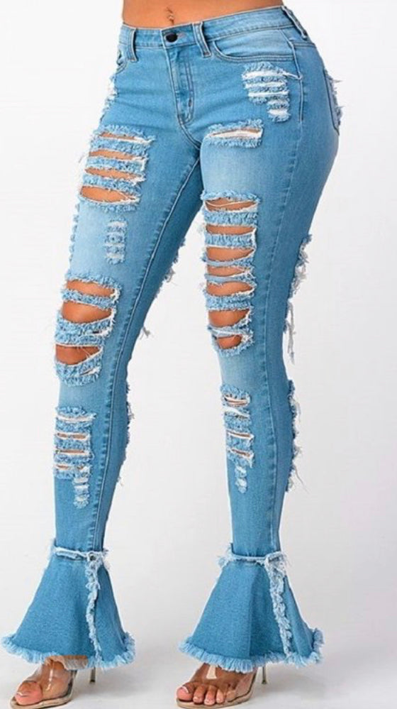 Tear It Down Jeans