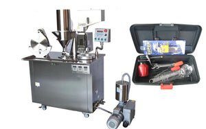 Automatic Capsule Filling Machine-SIZE 00-5-MAKES 25000 Capsules/Hour