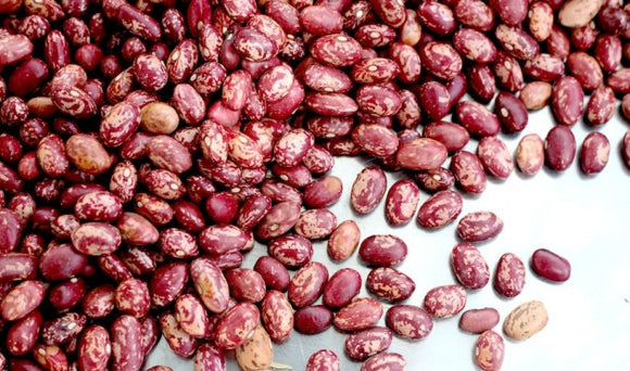 RED SPECKLED KIDNEY BEANS-PRICE PER METRIC TON