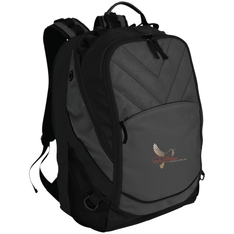 Tri-Cities Funeral Home BG100 Port Authority Laptop Computer Backpack