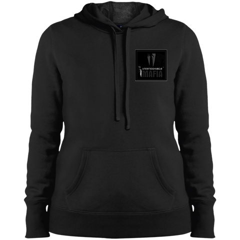 UnderdogHUSTLE Mafia LST254 Sport-Tek Ladies' Pullover Hooded Sweatshirt