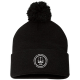 Gate City Bar Association SP15 Sportsman Pom Pom Knit Cap