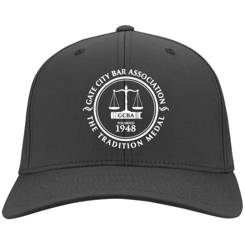 Gate City Bar Association CP80 Port & Co. Twill Cap