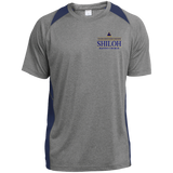 Shiloh Baptist Church YST361 Sport-Tek Youth Colorblock Performance T-Shirt