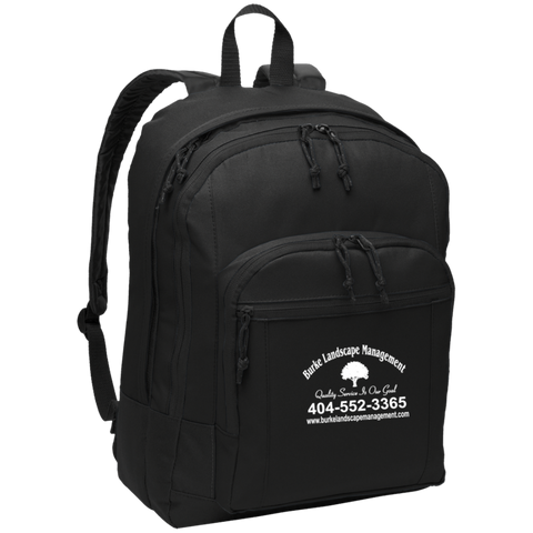 Burke Landscape Management BG204 Port Authority Basic Backpack