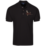 Tri-Cities Funeral Home TLK420 Port Authority Tall Cotton Pique Knit Polo