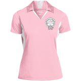 NFD&MA LST655 Sport-Tek Ladies' Colorblock Performance Polo