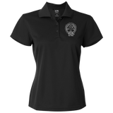 NFD&MA A131 Adidas Golf Women's ClimaLite Basic Performance Pique Polo