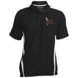 Tri-Cities Funeral Home ST685 Sport-Tek Men's Colorblock 3-Button Polo