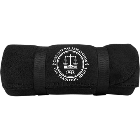 Gate City Bar Association BP10 Port & Co. Fleece Blanket
