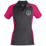 Gate City Bar Association LST652 Sport-Tek Ladies' Colorblock Sport-Wick Polo