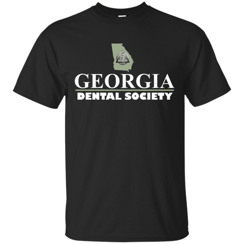 Georgia Dental Society (GDS) G200 Gildan Ultra Cotton T-Shirt