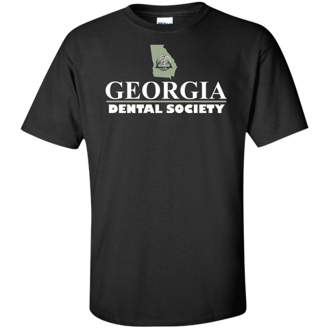 Georgia Dental Society (GDS) G200T Gildan Tall Ultra Cotton T-Shirt
