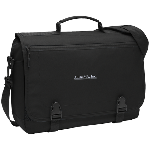 AFD&MA BG304 Port Authority Messenger Briefcase