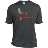Tri-Cities Funeral Home ST360 Sport-Tek Heather Dri-Fit Moisture-Wicking T-Shirt