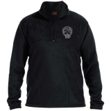 NFD&MA M980 Harriton 1/4 Zip Fleece Pullover