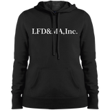 LFD&MA LST254 Sport-Tek Ladies' Pullover Hooded Sweatshirt