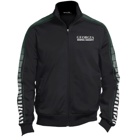 Georgia Dental Society (GDS) JST93 Sport-Tek Dot Print Warm Up Jacket