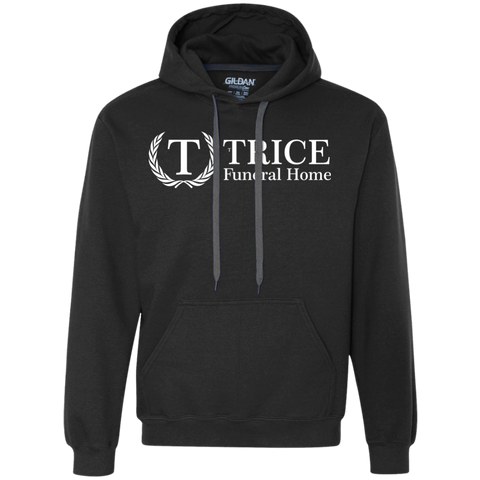 Trice Funeral Home G925 Gildan Heavyweight Pullover Fleece Sweatshirt