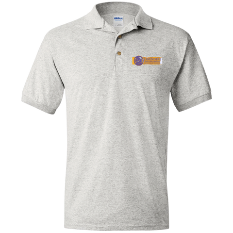 Lavenders Funeral Service G880 Gildan Jersey Polo Shirt