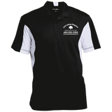 Burke Landscape Management TST655 Sport-Tek Tall Colorblock Performance Polo