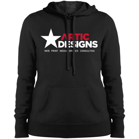 Artic Designs LST254 Sport-Tek Ladies' Pullover Hooded Sweatshirt