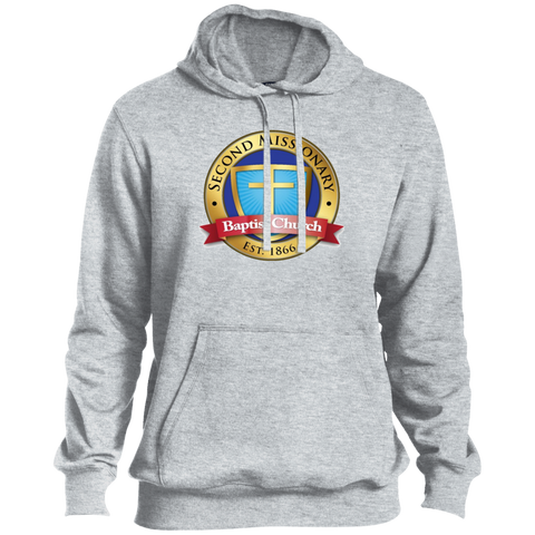Second Missionary Baptist Church TST254 Sport-Tek Tall Pullover Hoodie