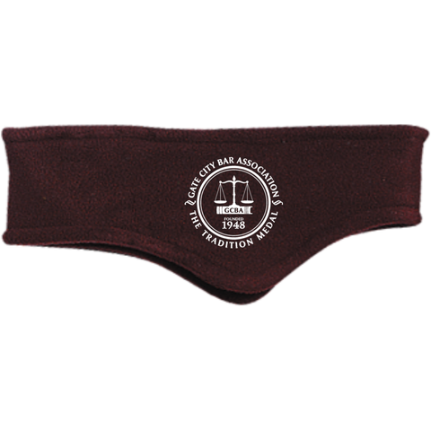 Gate City Bar Association C910 Port Authority Fleece Headband