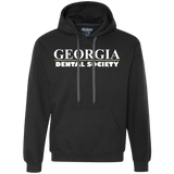 Georgia Dental Society (GDS) G925 Gildan Heavyweight Pullover Fleece Sweatshirt